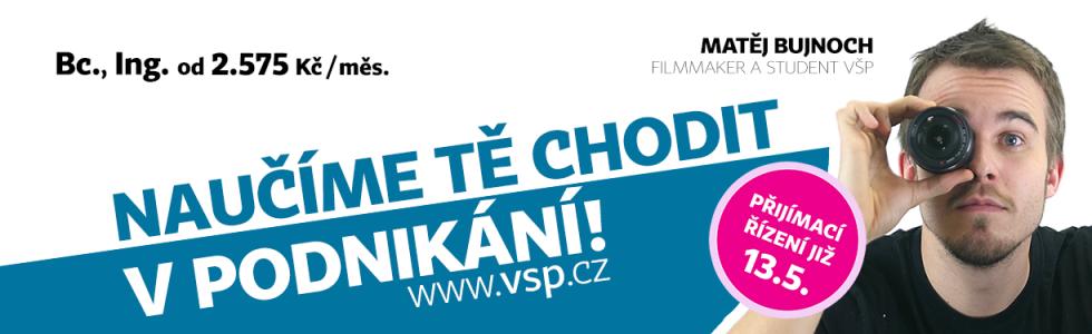 Filmmaker - Matěj Bujnoch
